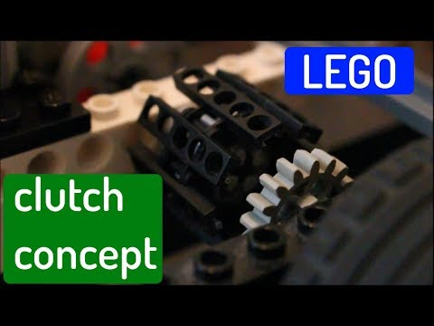 Lego clutch concept