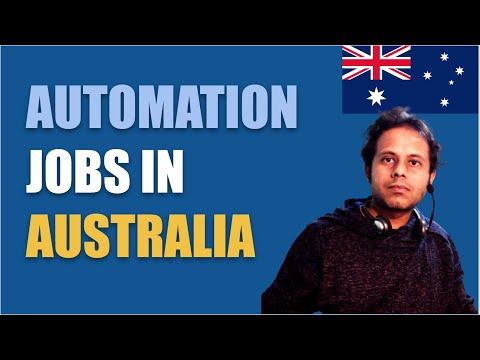 Automation Testing Jobs In Australia