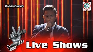 The Voice Teens Philippines Live Show: Ivan Navares -  Pagbigyang Muli
