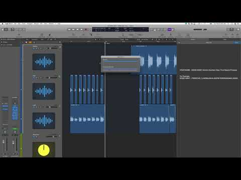Organizing Your Session Files In Logic