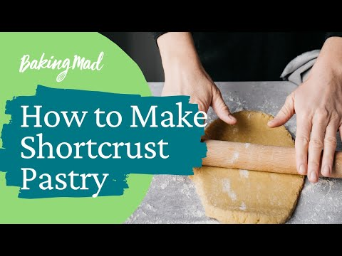 How to make shortcrust pastry | Baking Mad