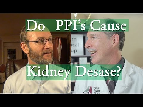 Headlines in Health: PPI's and Kidney Disease