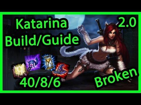 How To Build Katarina Season 5