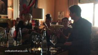Spider man Homecoming Table Ronde Avec Tom Holland Zendaya Et Jon Watts