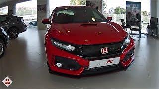 Honda Civic Type R 2017 » walk around