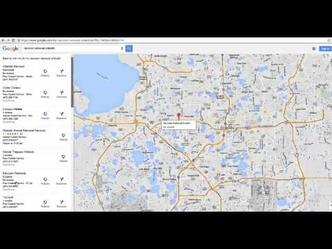 how to increase your Google Maps rankings