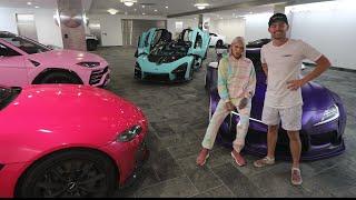 Jeffree Star bought my Toyota Supra Widebody