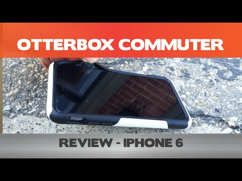 Otterbox Commuter Review  -  Spend money and damage your iPhone 6?
