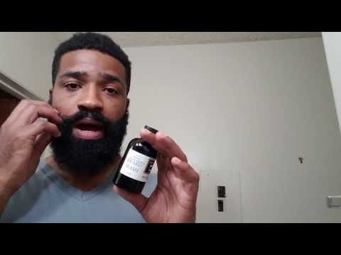 Black Men's Beard Care: How Often You Should Wash Your Beard
