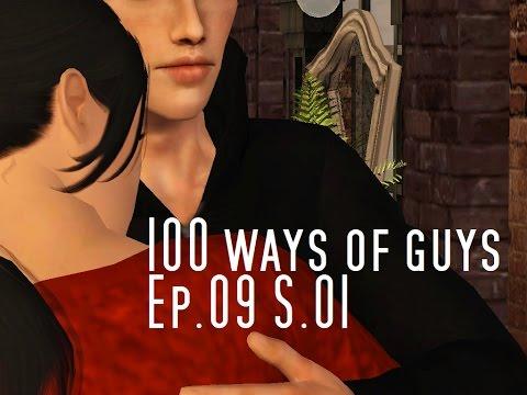 100 ways of guys Ep.09 S.01 (Sims 3 Series) DramaxSims