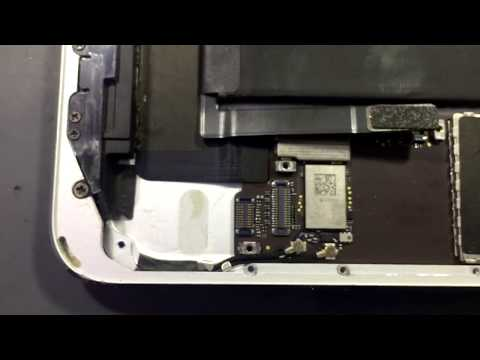 Ipad mini  how to completely remove the old adhesive (scotch tape) after removing the touchscreen