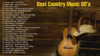 Best Country Music - Old Country Songs 60