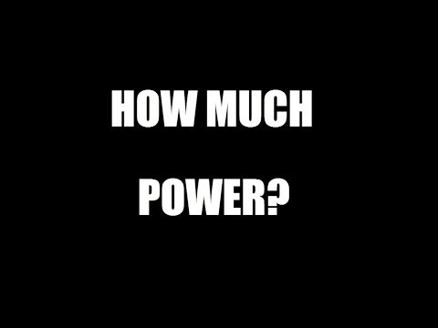 How To Measure Power Consumption At Home