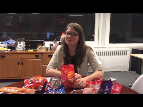Clarity's Take on Australian Candy