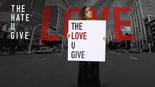 The Hate U Give   #ReplaceHate   20th Century FOX