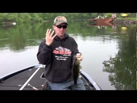 How to catch Largemouth Bass During the Spawn