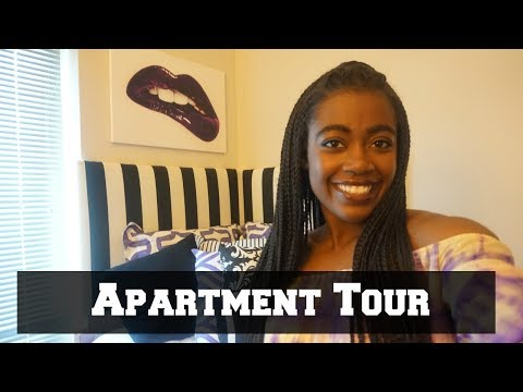 APARTMENT TOUR || RUTGERS UNIVERSITY LIVINGSTON APARTMENT
