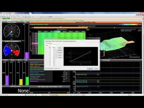 M1 ECU Training: Ignition tuning basics