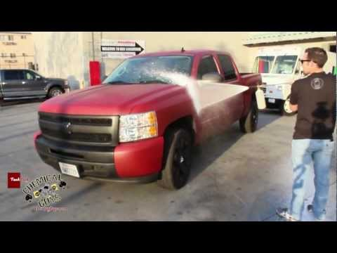 How To Wash Plasti Dip Cars - Chemical Guys Meticulous Matte Auto Wash - EPIC CAR CARE