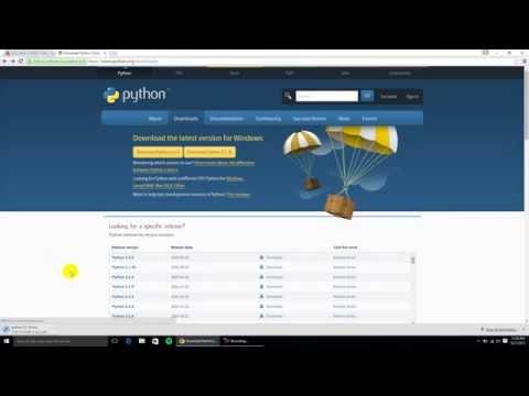 Python 2.7 + PyDev (Eclipse) + Windows 10 + Pacman Projects Tutorial