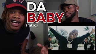 DaBaby - Intro (official music video) | REACTION!!
