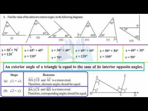 The Triangle and its Properties 6.2