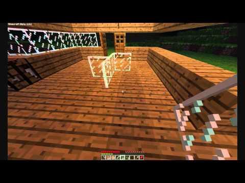 Minecraft Tutorial - How To Craft Glass Panes! (Minecraft 1.8 Tutorial)