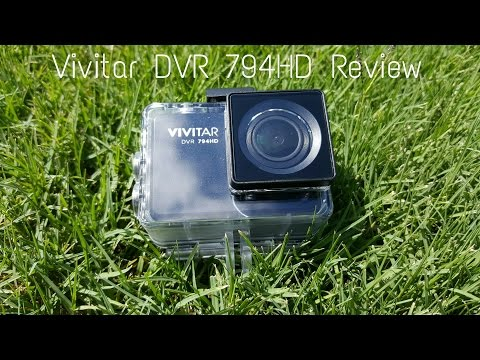 Best Cheap Action Camera? Vivitar DVR 794HD Unboxing and Review