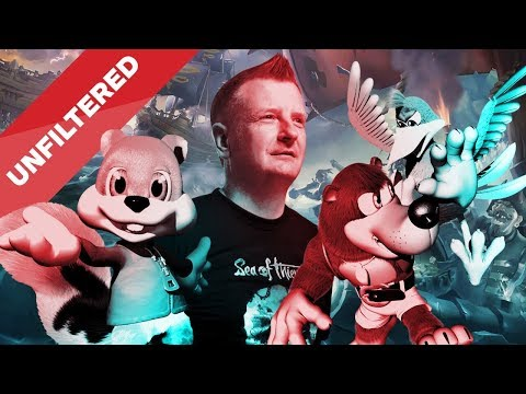 Revisiting Rare's Xbox Years With Studio Head Craig Duncan - IGN Unfiltered #29