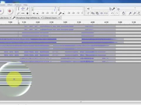 Multi-Track Recording and Time Shift in Audacity