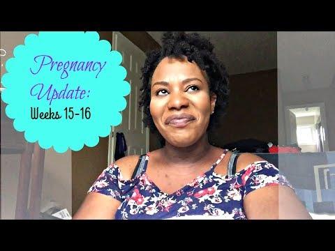 Pregnancy Update: Week 15-16 | BeautyByChick