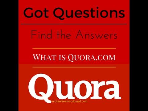 What is Quora.com