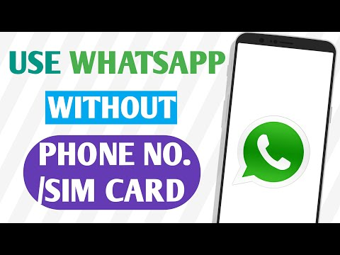 How to use WhatsApp without phone number (no sim card ||us no.|| Fake no.(2018)