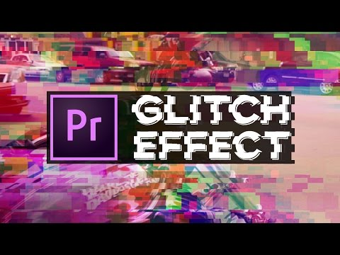 Glitch Transition Effect – Premiere Pro Tutorial w/ Glitch Preset Download!