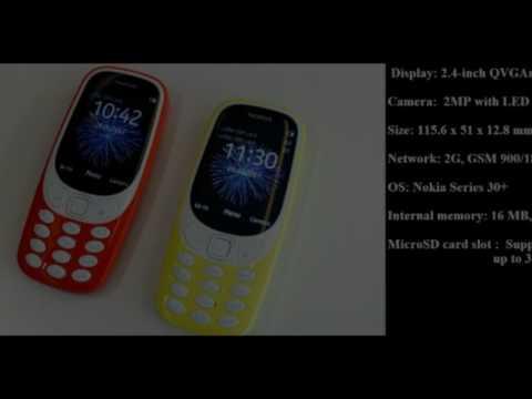 Nokia 3110 Return Again