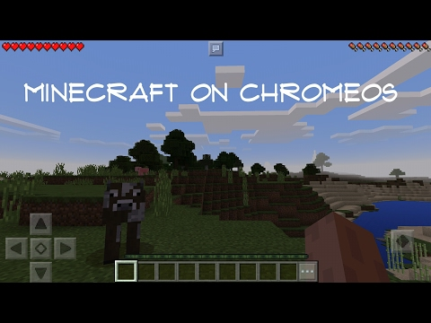 How to Install Minecraft Pocket Edition on Your Chromebook with Android