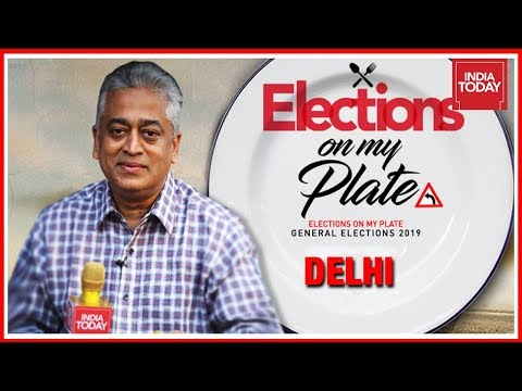 5th phase -All India opinion poll 2019- UP, WB, bihar, Delhi
