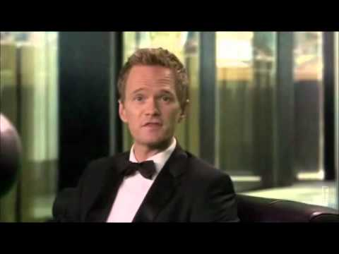 Barney Stinson's video CV
