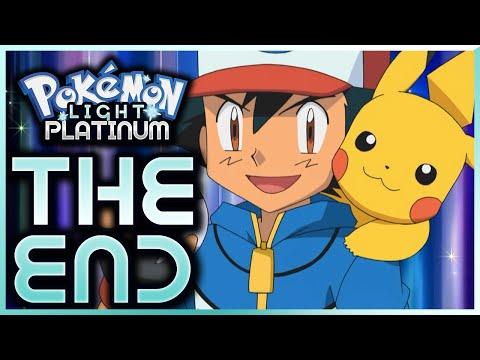 Let's Play Pokemon: Light Platinum - The End - Pokemon Trainer Ash Ketchum