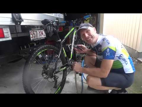 Some Easy and Fast Bike Maintenance After Riding in the Rain