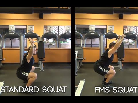 How to Overhead SQUAT - Proper Form for Building Strength