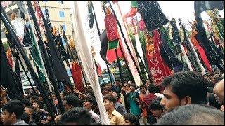 Muharram in Bangladesh   শিয়া মুসলিমদের তাজিয়া মিছিল।