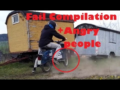 Simson Motorcycle FAIL COMPILATION | Motorbike Fails | Simson Bro's | 100 ABO SPECIAL