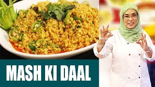 Dum Per Paki Mash Ki Daal -Dawat E Rahat With Chef Rahat Ali - 30 April 2018 - Abbtakk News