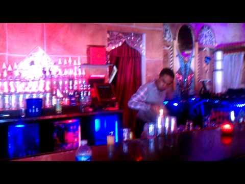 Miami Off the Hookah bartender tricks