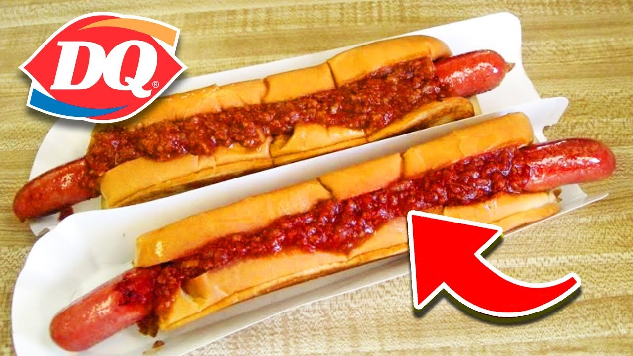 10 Ways Dairy Queen's Food Menu Is Surprisingly Awesome
