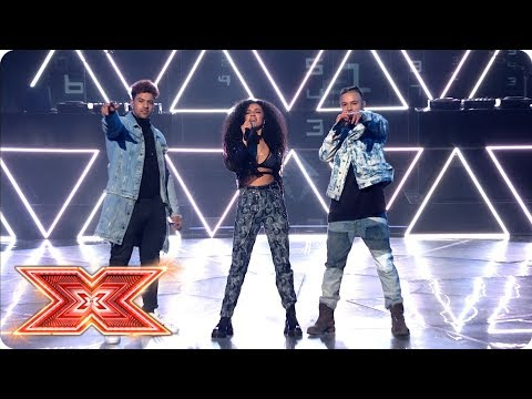 The Cutkelvins perform original track Nothing Like You | Live Shows | The X Factor 2017