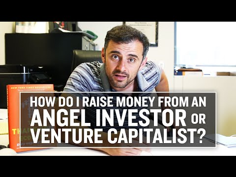 How Do I Raise Money From an Angel Investor or Venture Capitalist?