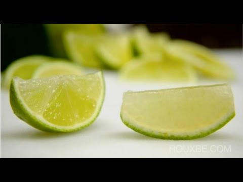 How to Cut Citrus Wedges