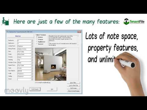 Tenant File Property Management Software